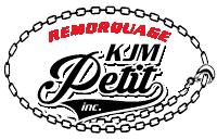Remorquage KJM Petit inc. Logo